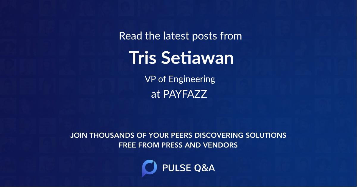Tris Setiawan