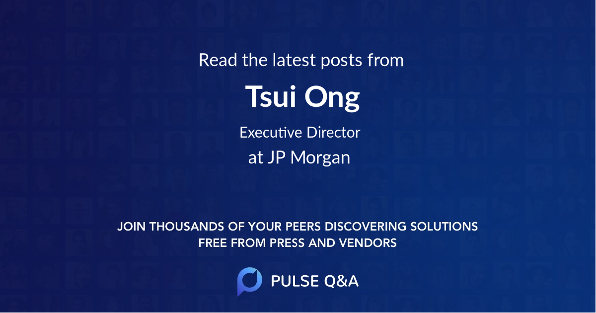 Tsui Ong