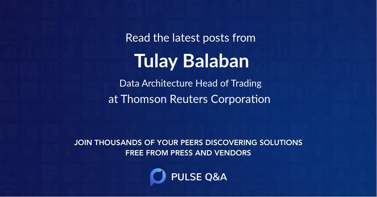 Tulay Balaban