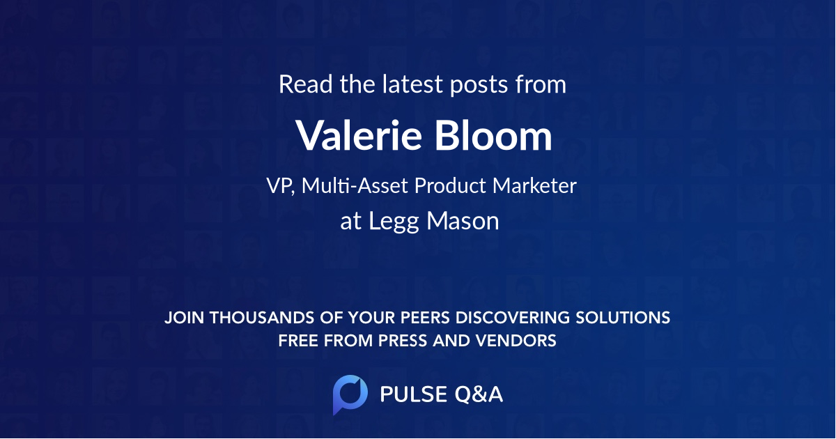 Valerie Bloom