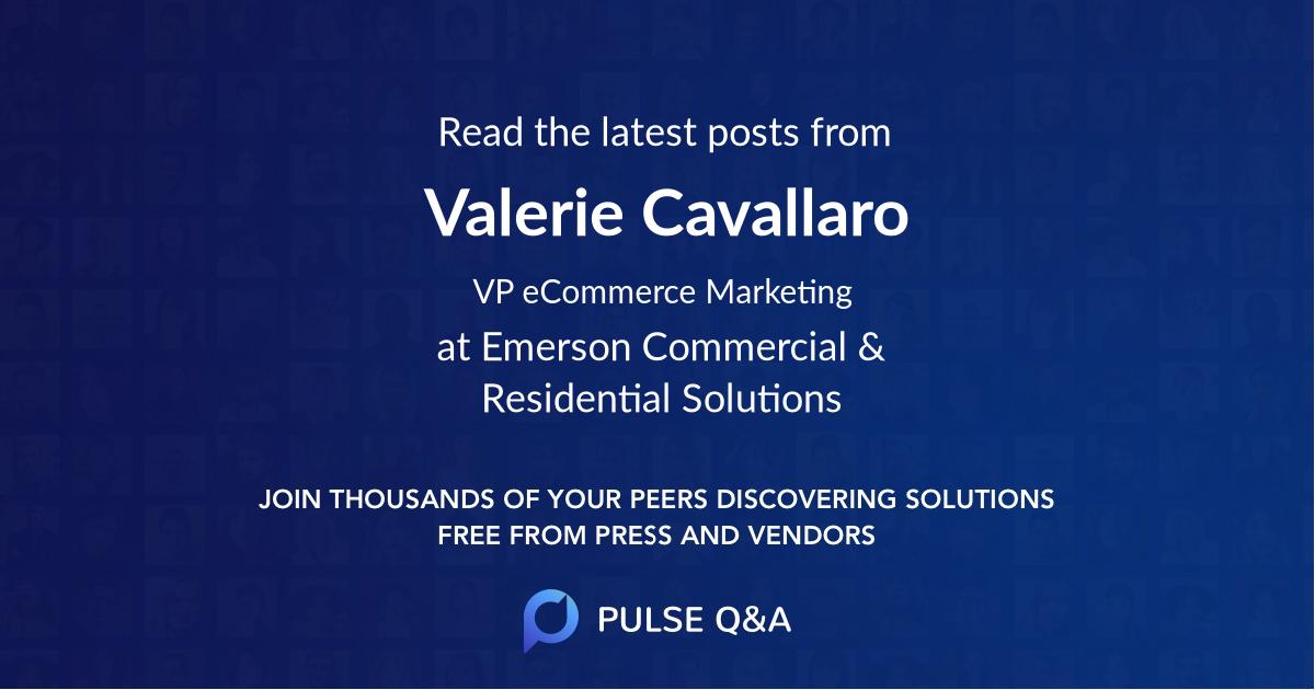 Valerie Cavallaro