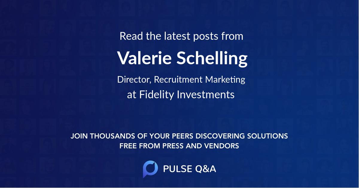 Valerie Schelling