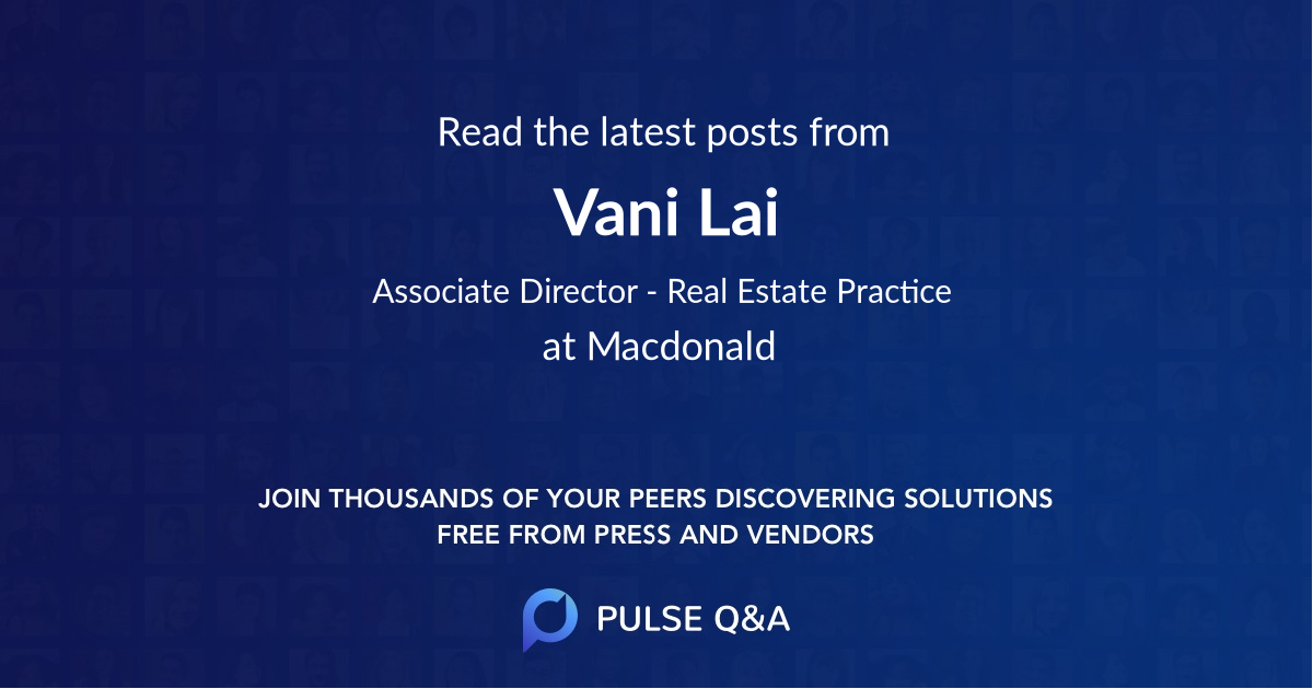 Vani Lai