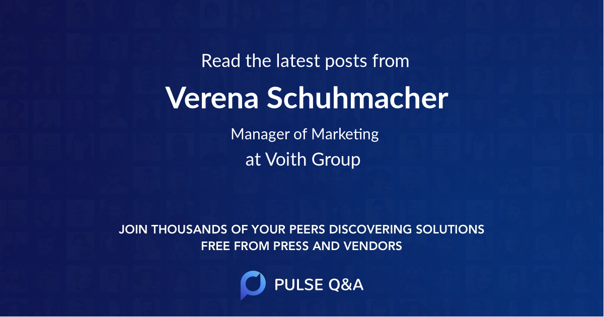 Verena Schuhmacher