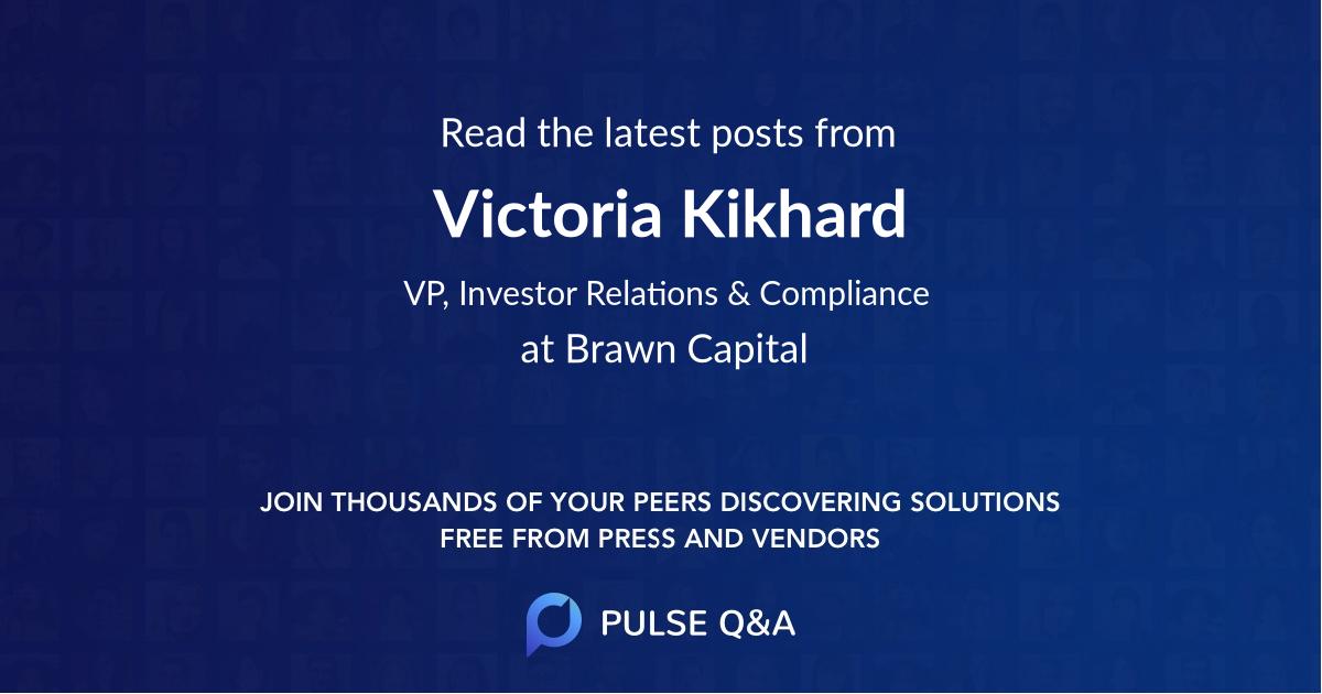 Victoria Kikhard