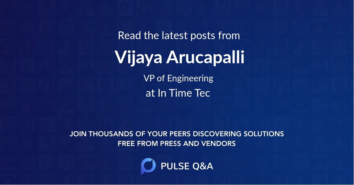 Vijaya Arucapalli