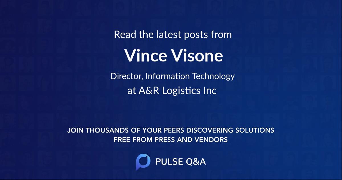 Vince Visone