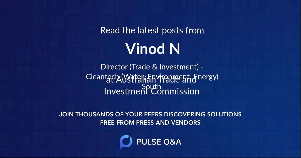 Vinod N