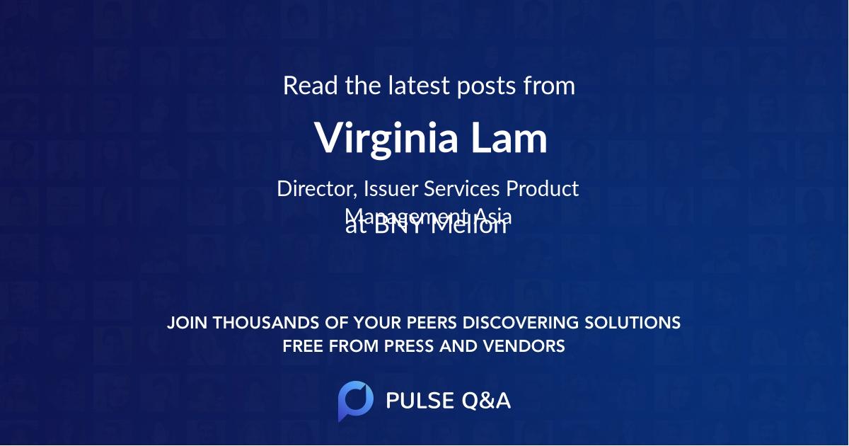 Virginia Lam