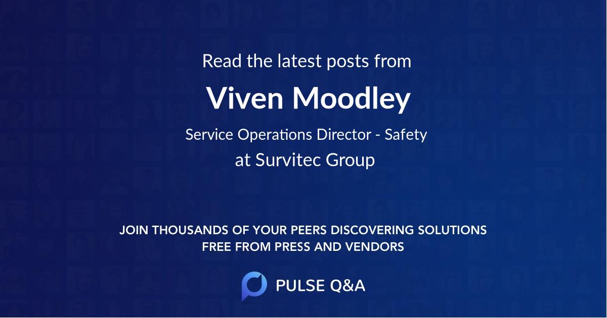 Viven Moodley
