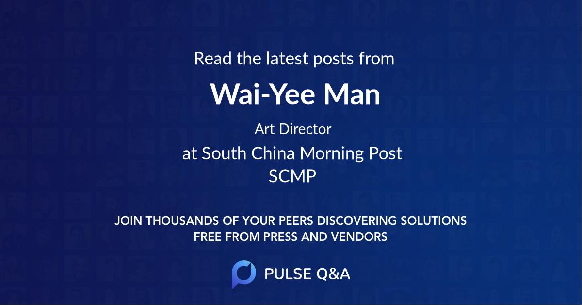 Wai-Yee Man