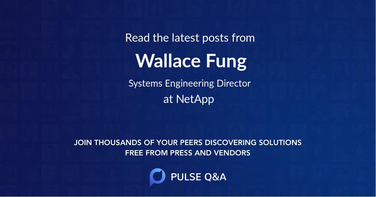 Wallace Fung