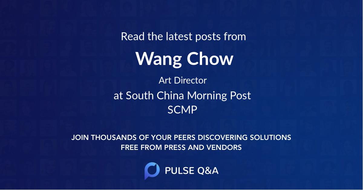 Wang Chow