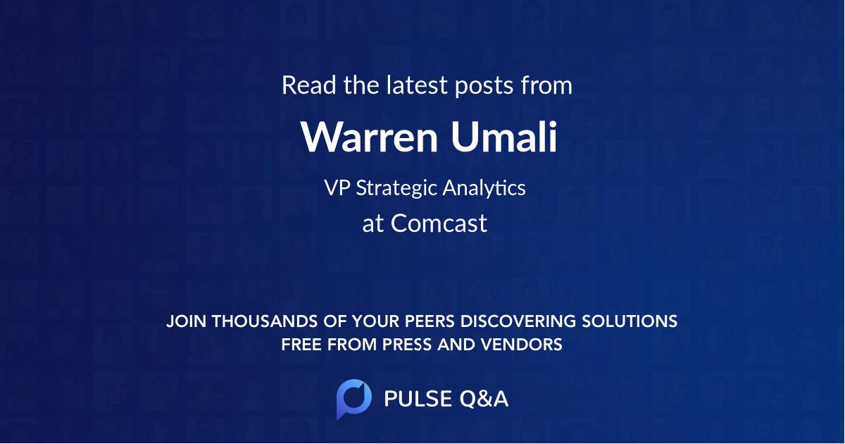 Warren Umali