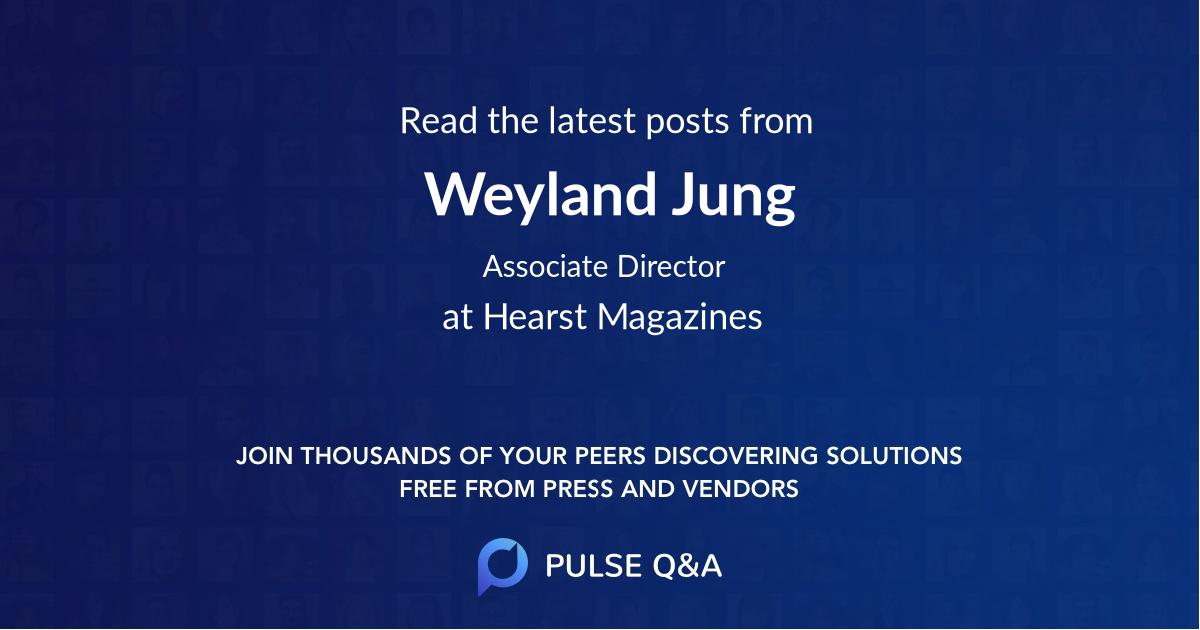 Weyland Jung