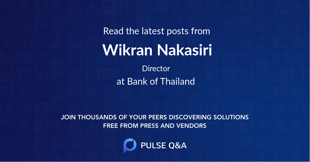Wikran Nakasiri