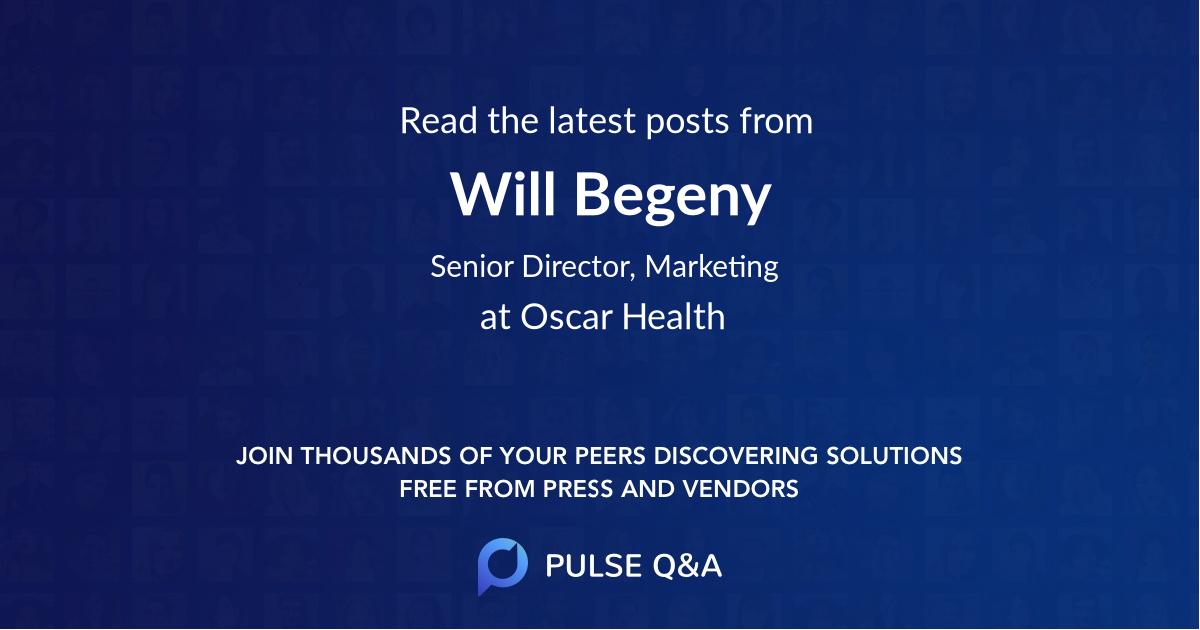 Will Begeny
