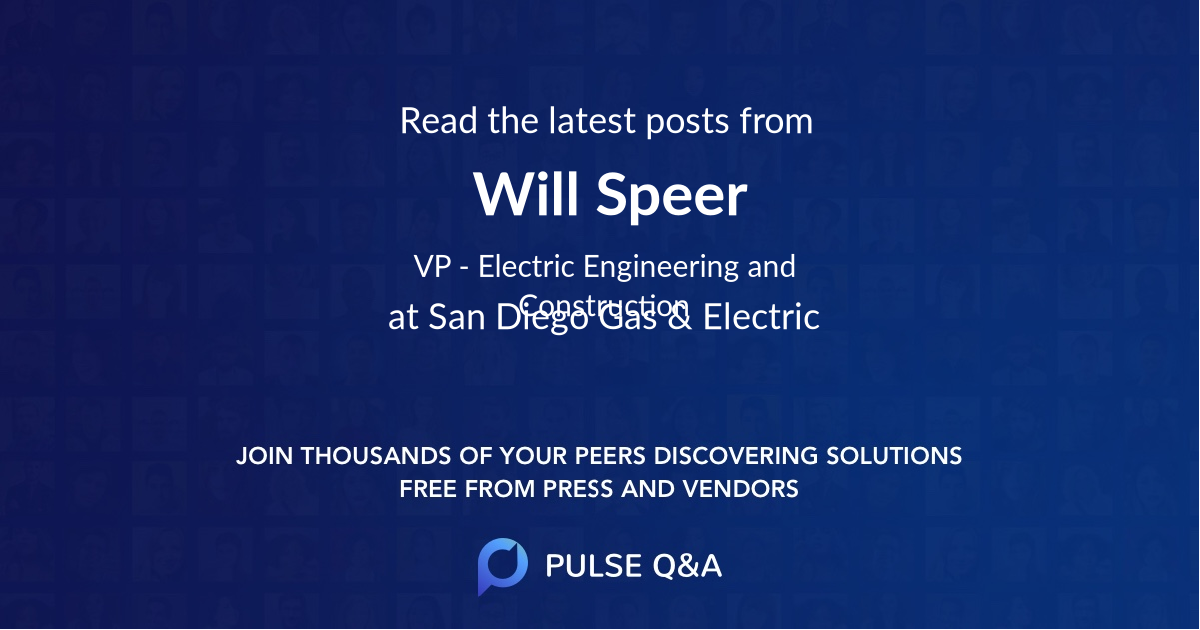 Will Speer
