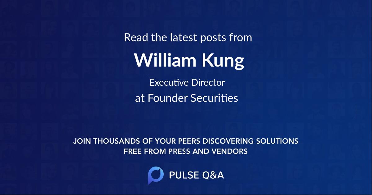 William Kung