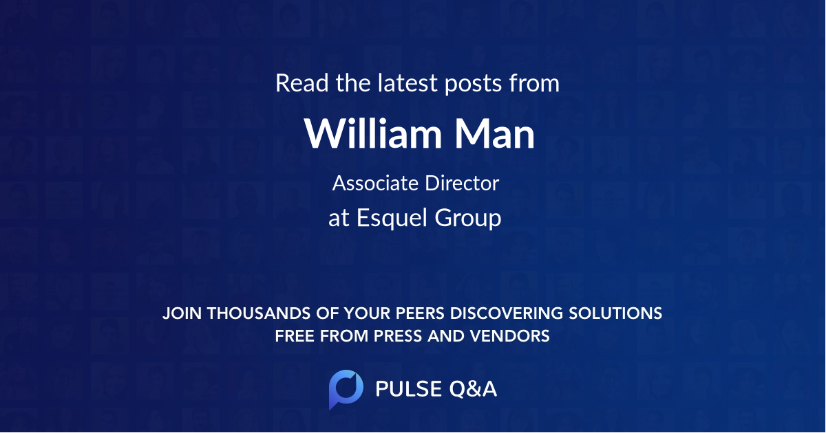 William Man
