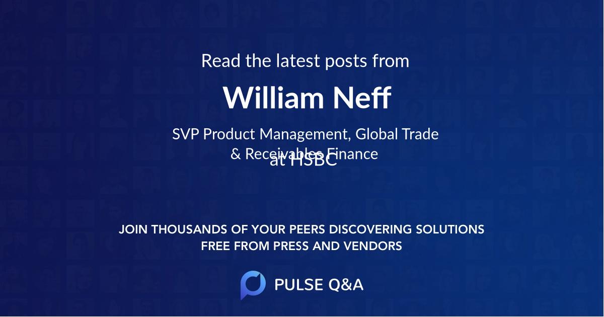 William Neff