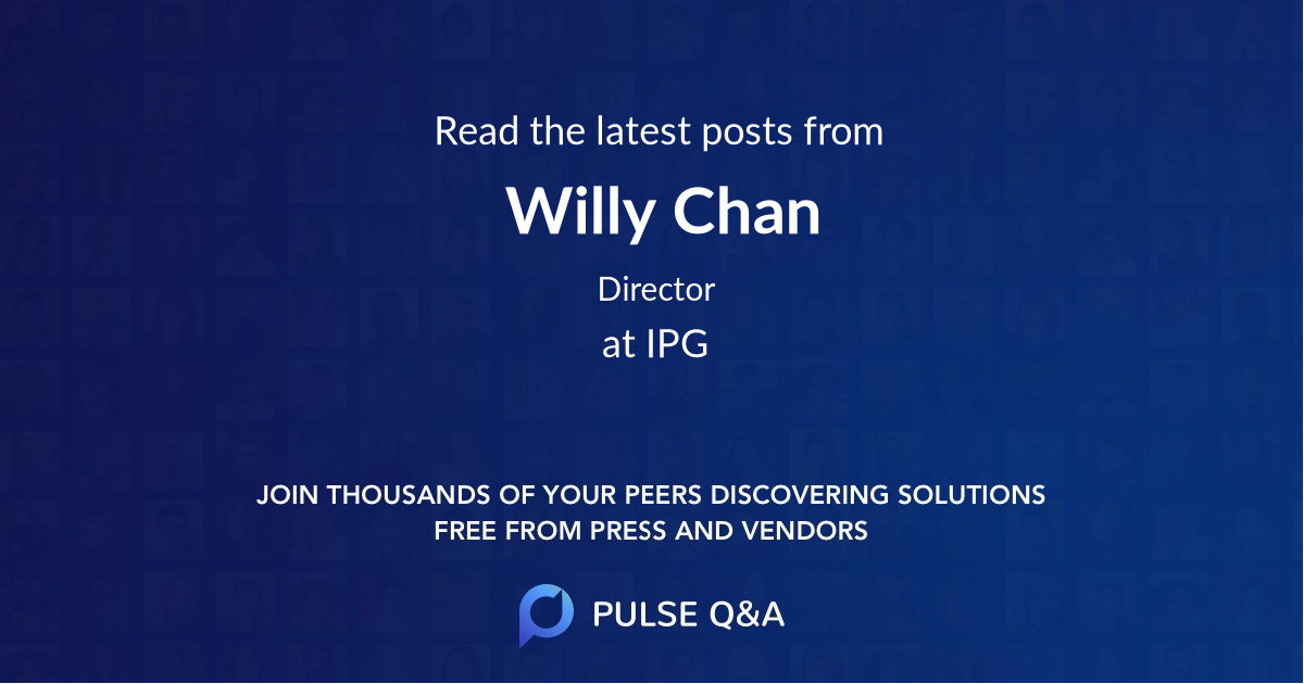 Willy Chan