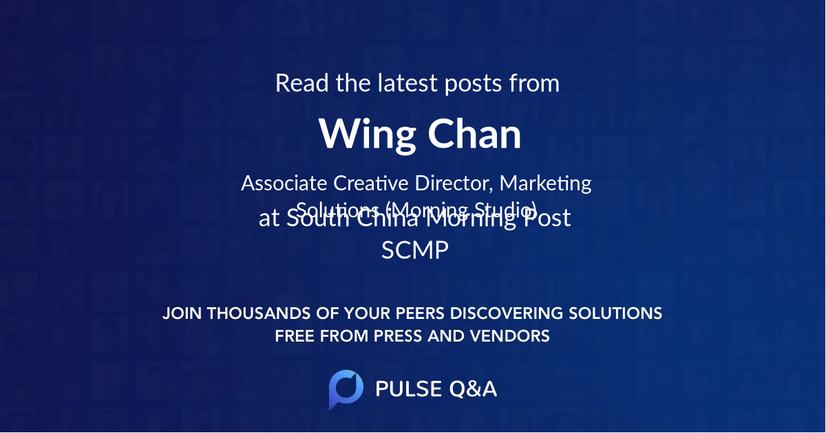 Wing Chan
