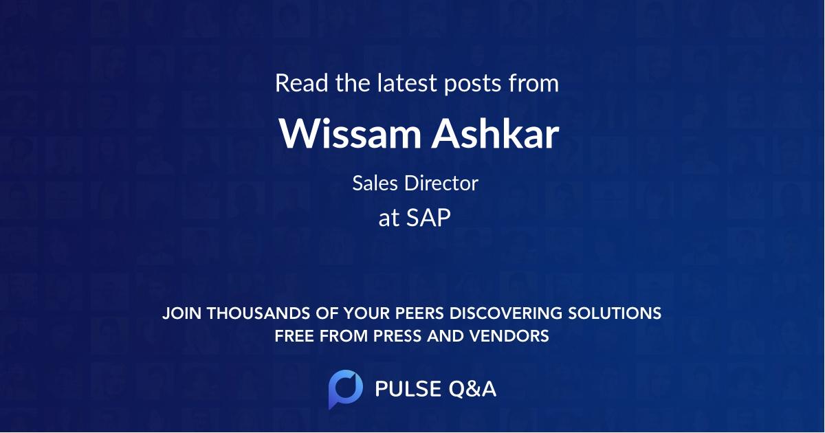 Wissam Ashkar