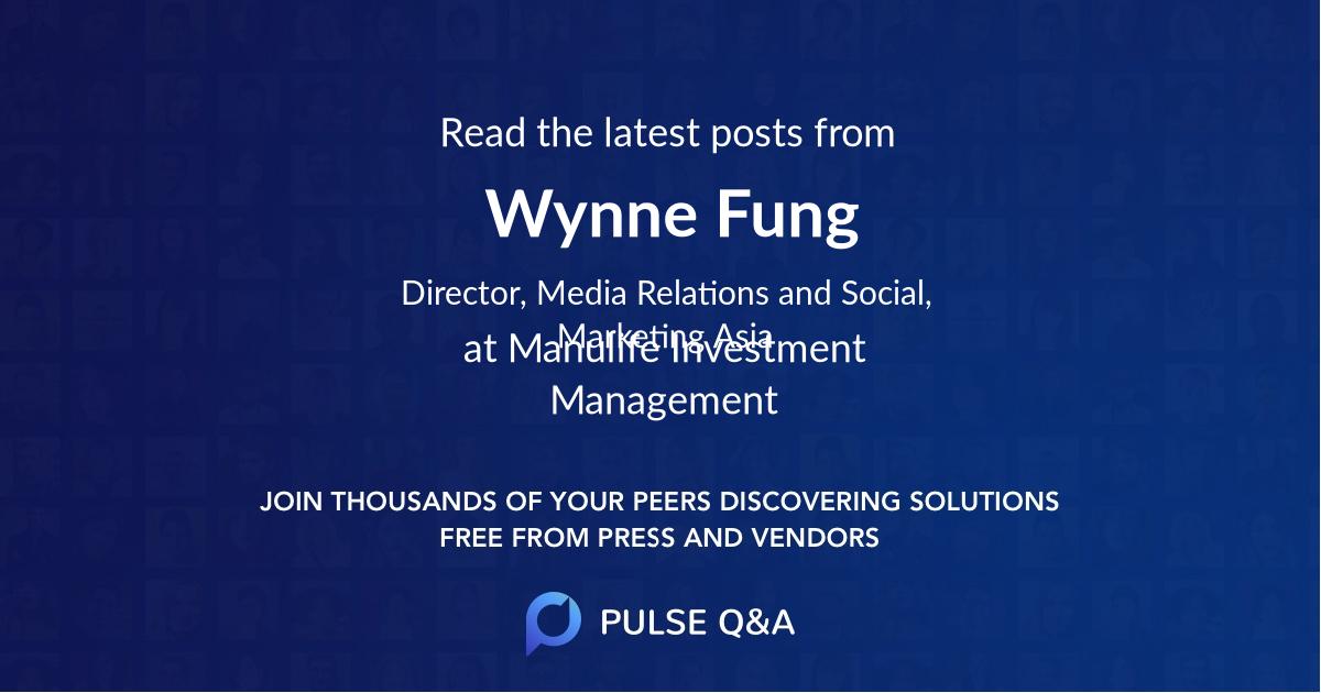 Wynne Fung