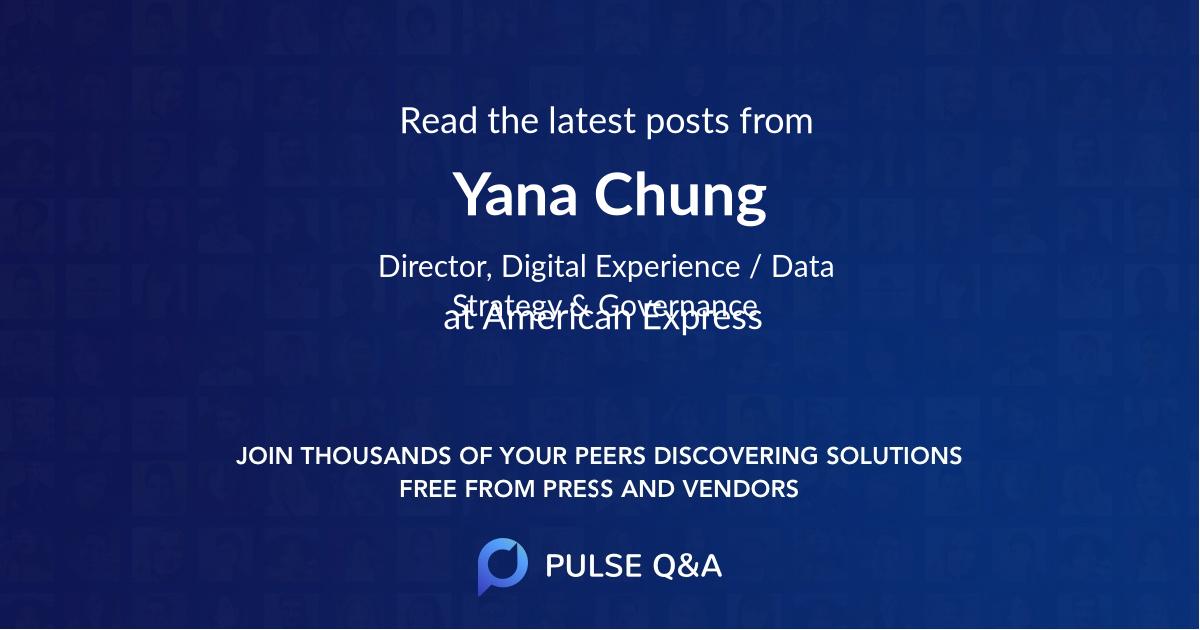 Yana Chung