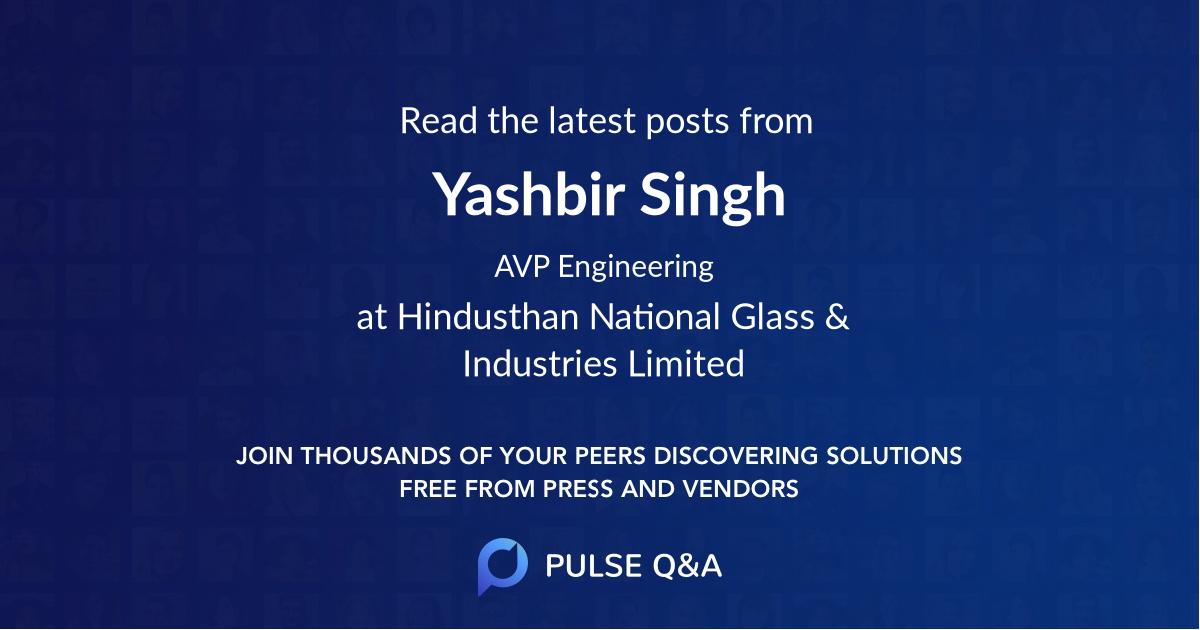 Yashbir Singh
