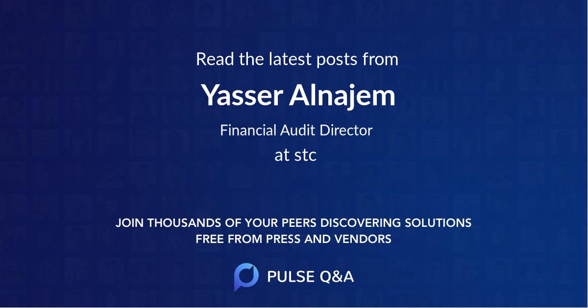 Yasser Alnajem