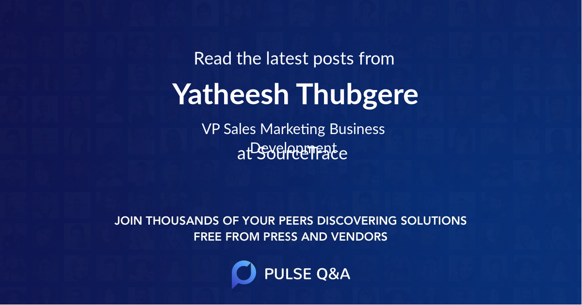 Yatheesh Thubgere