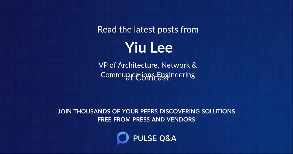 Yiu Lee
