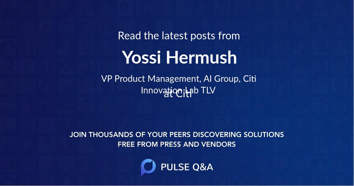 Yossi Hermush