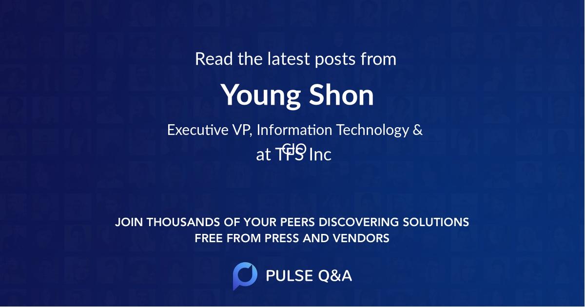 Young Shon