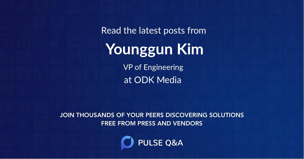Younggun Kim