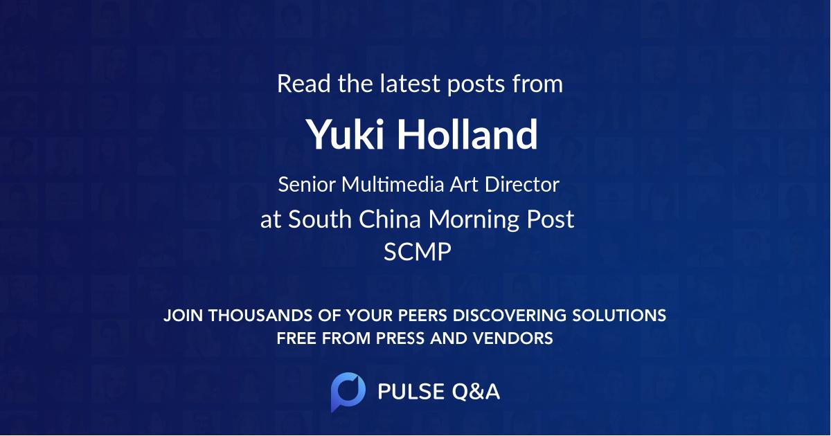 Yuki Holland