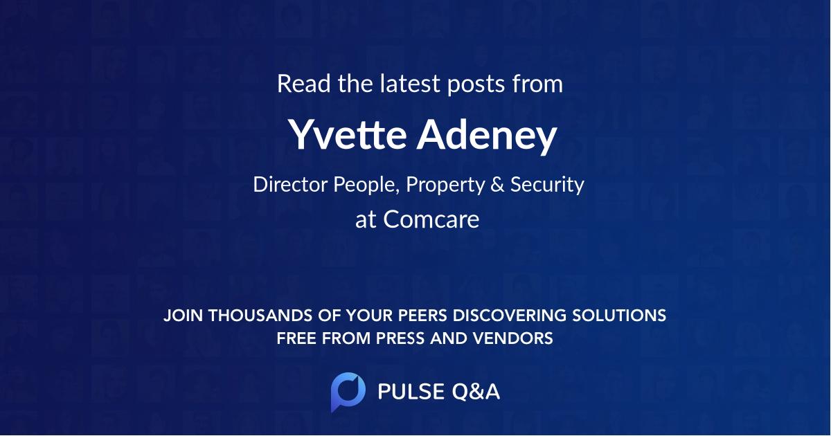 Yvette Adeney