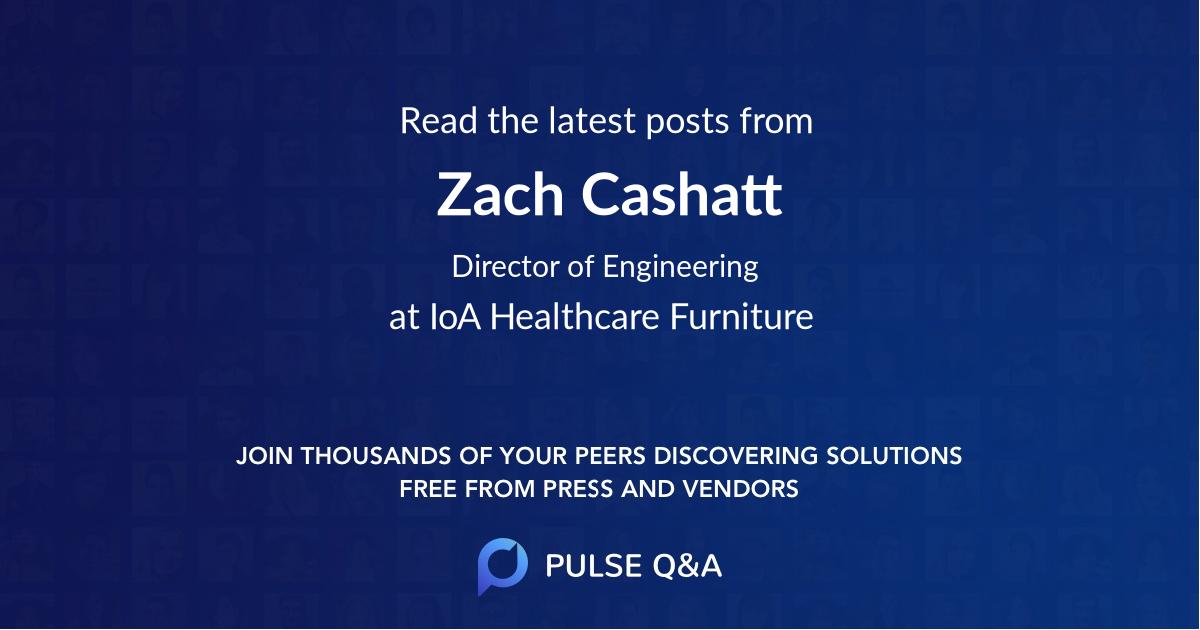 Zach Cashatt