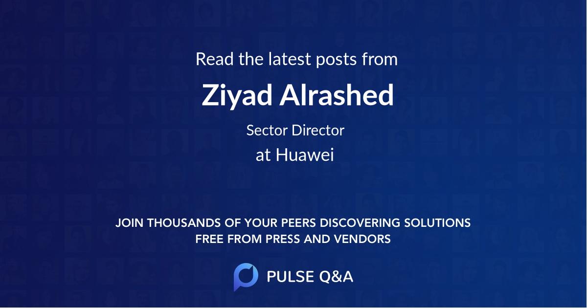 Ziyad Alrashed