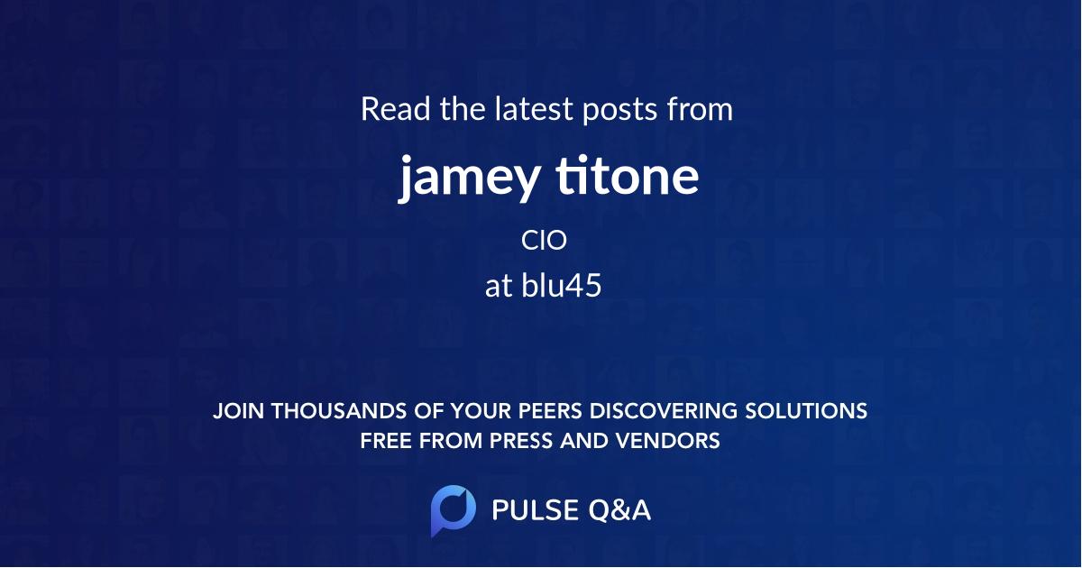 jamey titone